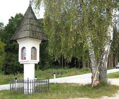 Wayside Shrine near Ebenthal, Carinthia, Austria