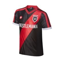 WrestleMania 31 Youth Soccer Jersey