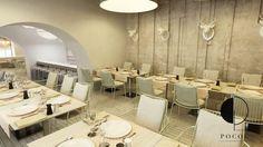 Trattoria Pocol. Brasov. Food. Italian. Restaurant. Interior And Exterior, Conference Room, Table Settings, Restaurant, Furniture, Food, Home Decor, Decoration Home, Room Decor