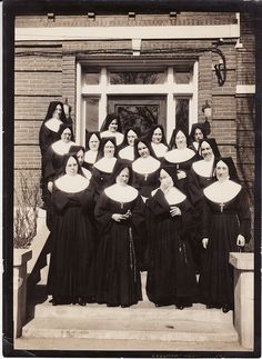 Sisters of St. Joseph, I think?