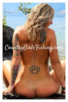 Vanishing Point, Fishing Girls, Saltwater Fishing, Country Girls, Girl Tattoos, Bikinis, Swimwear, Naked, Curvy