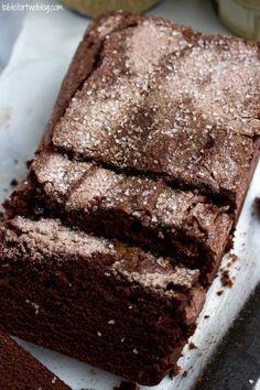 Chocolate Cinnamon Bread like Starbucks