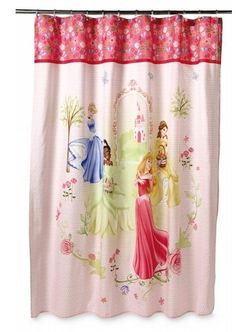 Disney Shower Curtain JUST $8.99 SHIPPED