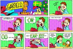 Garfield & Friends | The Garfield Daily Comic Strip for December 26th, 1999