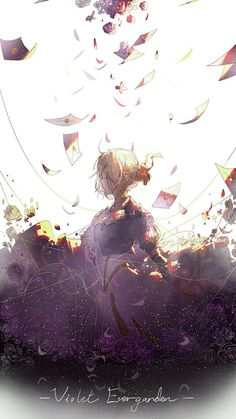Top anime about depression and for depression. Top animes to watch when you're feeling down and need to watch something comforting. The most depressed anime characters as well as some warm & fun as well to cheer you up. Violet Evergarden Wallpaper, Anime Art, Violet Evergarden Anime, Top Anime Series, Wallpaper, Fantasy Art, Art, Anime Artwork, Anime Drawings