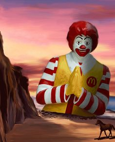 New trending GIF on Giphy. gif pop horse digital art mcdonalds pop art fast food ronald mcdonald planet of the apes burguers. Follow Me CooliPhone6Case on Twitter Facebook Google Instagram LinkedIn Blogger Tumblr Youtube