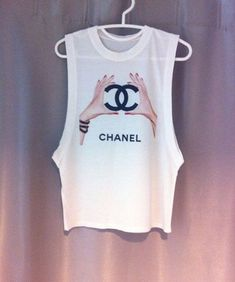 Love this chanel shirt