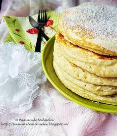 Coconut pancakes #coconut #pancakes