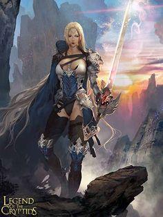 Artist: Unknown - Title: Unknown - Card: Bezel, Sword Chaser