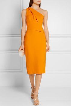Narciso Rodriguez   One-shoulder stretch-crepe dress   NET-A-PORTER.COM