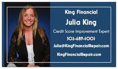 Credit Score Improvement Specialist Credit Score, King, Modern