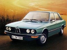 BMW 5 Series / E12