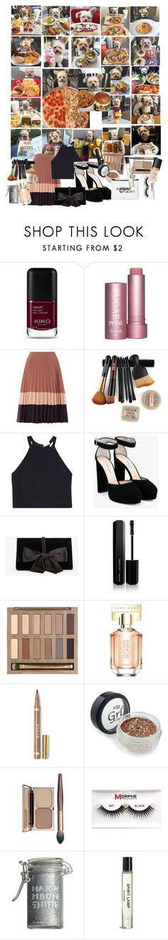 """I didn't know that I was starving, till I tasted you"" by hannancat ❤ liked on Polyvore featuring Miss Selfridge, A.L.C., Jimmy Choo, Ann Taylor, Marc Jacobs, Urban Decay, HUGO, Morphe, Major Moonshine and Too Faced Cosmetics"