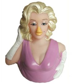 CelebriDucks is the home of the original Celebrity Rubber Duck! We have many rubber ducks of your favorite stars: Film icons, sports superstars, literary characters and more. Favorites include Elvis, Michael Jackson, the Wizard of Oz, KISS (Gene Simmons), Betty Boop, Larry the Cable guy, and so many others.