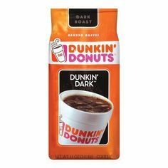 Dunkin' Donuts Dunkin' Dark Ground Coffee 11-oz.