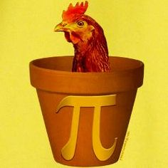 chicken pot pi....that's how I roll :) happy Pi day