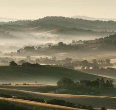 Urbino's hills, Italy