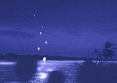 Dragon Fire Ball,  A Mysterious Phenomenon Of The Mekong River
