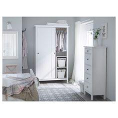 Gut IKEA   HEMNES 5 Drawer Chest White Stain Ikea Schlafzimmer Schrank, Hemnes  Kleiderschrank,