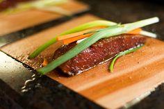 Cedar Wrapped Asian Salmon Recipe - RecipeChart.com