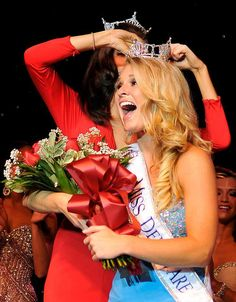 Alyssa Murray from the Alpha Xi Delta Chapter at the University of Delaware was named Miss Delaware. She will compete in the Miss America Pageant in Las Vegas in January 2013.