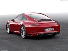 Voici la Porsche 911 2016 qui devrait arriver en concession dans quelques mois avec de légères modifications esthétiques.