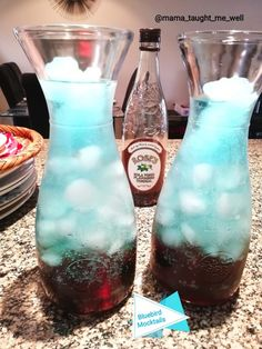 Bluebird Mocktail recipe by Ruhana Ebrahim posted on 16 Jan 2019 . Recipe has a rating of by 3 members and the recipe belongs in the Mocktails, Drinks, Juices recipes category Hello Kitty Photos, Alcoholic Drinks, Beverages, Food Categories, Slushies, Us Foods, Blue Bird, Hot Chocolate, Smoothies