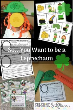 Patrick's day – Find Your St Patrick's Day Activities Spring Activities, Holiday Activities, Writing Activities, Fun Activities, St Patrick's Day Crafts, March Crafts, St Patricks Day Quotes, March Themes, Kids And Parenting