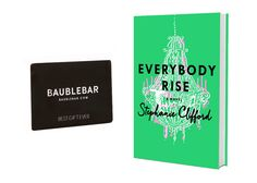 Enter to win a copy of #EverybodyRise by Stephanie Clifford & a $50 BaubleBar gift card #ad | Five Dollar Shake