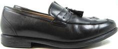 Bostonian Men Leather Loafer Shoes Size 13 M Black Tassels Style 20915.  VVV 1 #Bostonian #LoafersSlipOns #Dress