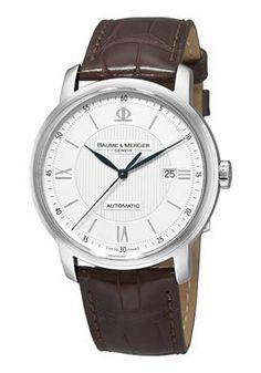 Baume & Mercier Watch Men's Classima...       $1,695.00