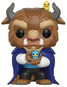 Funko Pop! Disney La bella y la bestia (Beauty and the Beast) - Bestia de invierno Vinyl Figura