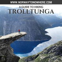 Interested in an amazing, bucket-list hike to Trolltunga in Norway? We created this guide to tell you what to expect, where to stay, how difficult the trek is and what to bring with you. Or you can just check out the beautiful scenery we captured along the way.