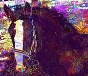 """New artwork for sale! - """" Horse Foal Young Animal Brown  by PixBreak Art """" - http://ift.tt/2tOTIuP"""
