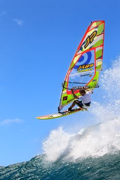 Robby Swift - NeilPryde Windsurfing 2015
