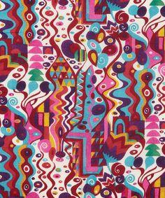 Liberty -- Reuben Nouveau B Tana Lawn