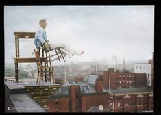 Post with 6962 views. Daredevil, 1917 (time-lapse video in comments) Colorized Historical Photos, Historical Images, Mind Blowing Pictures, History Photos, Photographic Prints, Vintage Photos, Antique Photos, Picture Video, Vibrant Colors