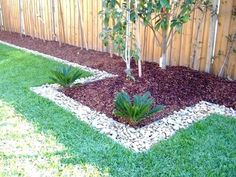 comely garden mulch home depot. Landscaping Bed Borders Rock Border Flower Best Garden  Ideas On Pond Rocks Yard around a tree Landscape Pinterest Curb appeal