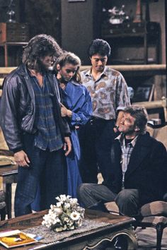 Frisco (Jack Wagner) stopped Wu's men from stealing Robin's doll with the black pearls. Wu's hit on Frisco led to a buddy's death, and vowing revenge, Frisco went undercover and realized Sean (John Reilly) had been working with the enemy and tried to convince Robert of that. Robert could never believe his friend again. #GH50