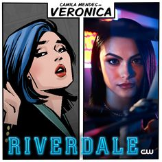 From the world of Archie Comics, Camila Mendes is Veronica Lodge on Riverdale. Watch now on The CW App: www.cwtv.com/shows/riverdale