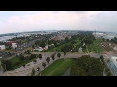 Video Dron 3 Ríos Cuautitlán Izcalli Mexico Junio 28 2015