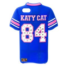 Katy Perry KatyCat Light Up Jersey Cover for iPhone 5, 5s and 5c ...