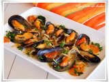 Mussels, Fish And Seafood, Ratatouille, Seafood Recipes, Zucchini, Shrimp, Appetizers, Meat, Vegetables