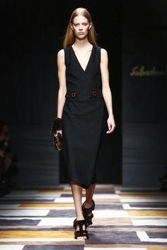 Salvatore Ferragamo Ready To Wear Fall Winter 2015 Milan