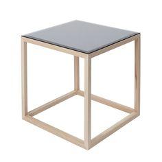 Cube Table – Mirror | Kristina Dam Studio