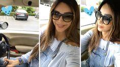 Jetzt lesen: Polizei ermittelt: Verona Pooth filmt sich bei Fahrt ohne Gurt - http://ift.tt/2rYWhc3 #news
