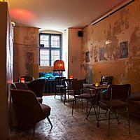 HACKETHALS Gaststtte Bar Wohnzimmer