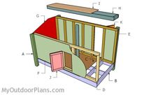 This step by step diy woodworking project is about duck blind plans free. The project features instructions for building a permanent duck blind. Woodworking Projects Diy, Woodworking Plans, Diy Projects, Duck Hunting Blinds, Deer Blind Plans, Boat Blinds, Floor Framing, Wooden Playhouse, Diy Shed
