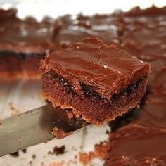 "Texas Sheet Cake V I ""Excellent cake! Super moist, great flavor! I've already made this 5 times and it turns out great every time!"""