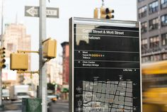 NYC's New Maps Orient You Like A GPS   Co.Design   business + design